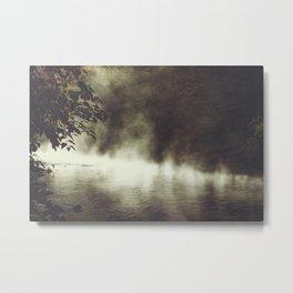 a place beyond - river scene Metal Print
