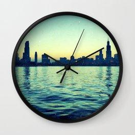 Chicago III Wall Clock