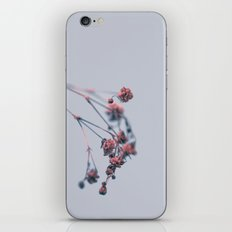 Fill the void with flower iPhone & iPod Skin
