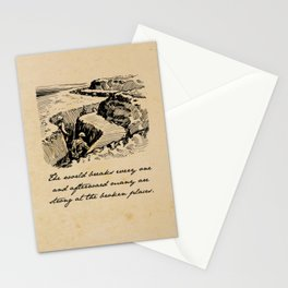 A Farewell to Arms - Hemingway Stationery Cards