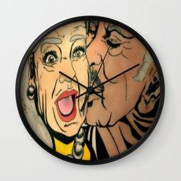 Relationship Goals Wall Clock