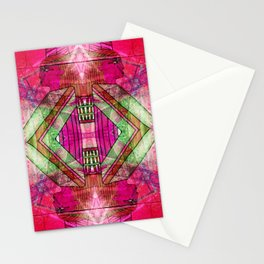 los angeles leisure Stationery Cards