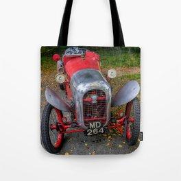 Baughan Cyclecar  Tote Bag