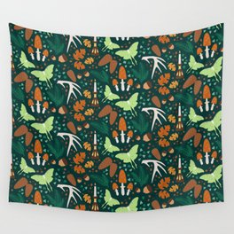 Nordic Forest Wall Tapestry