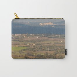 Italian countryside landscape Carry-All Pouch