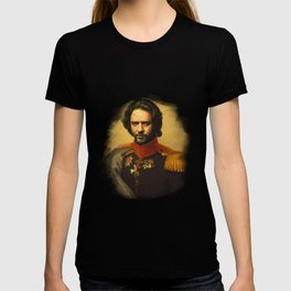 Russell Crowe - replaceface T-shirt
