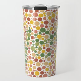 Yes is Colorblind Travel Mug