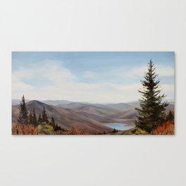 Reservoir Canvas Print
