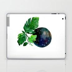 Full Moon Split Leaf Laptop & iPad Skin