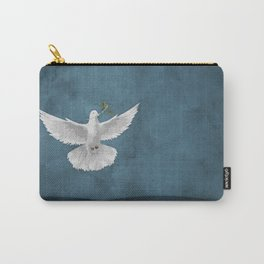 Genesis 8:11 Carry-All Pouch