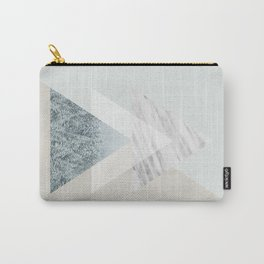 Snow into the forest Carry-All Pouch