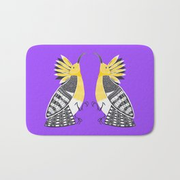 The Hoopoe Bath Mat