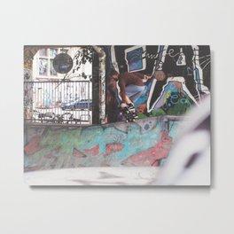 Art Piece by Marvin Meyer Metal Print