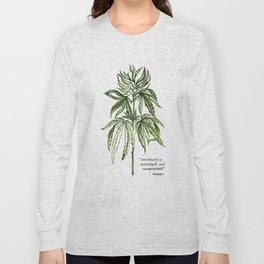 Patent #6630507 Long Sleeve T-shirt