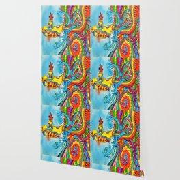 The Yellow Submarine Wallpaper