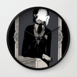Picture of Dorian Gray - oscar wilde Wall Clock