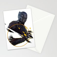 T´challa  Stationery Cards