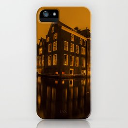 Amsterdam secrets iPhone Case