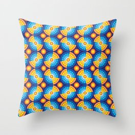 Microphysical 06.1 Throw Pillow