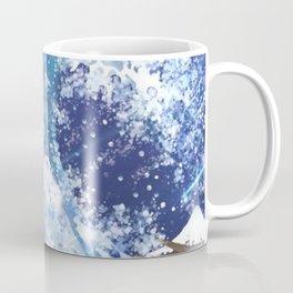 The Mighty Waves Coffee Mug