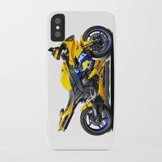 Yamaha R1 Slim Case iPhone X
