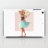 dress iPad Cases featuring That Dress by Laia™