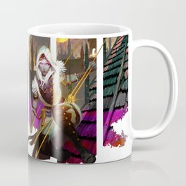 Master Rivet Arianna Tiled (from THE ALCHEMISTS OF LOOM) Coffee Mug