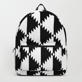 Aztec 3 B&W Backpack