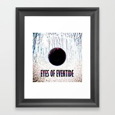 Eyes of Eventide Framed Art Print