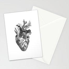 Mermaid Heart Stationery Cards