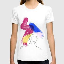 BillyHoliday T-shirt