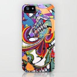 Spark Mandril iPhone Case