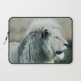 White lion Laptop Sleeve