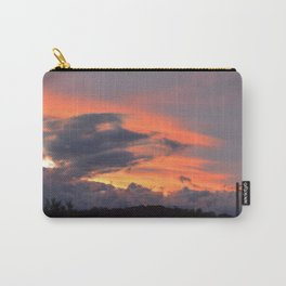 Beautiful Sunset Sky Carry-All Pouch