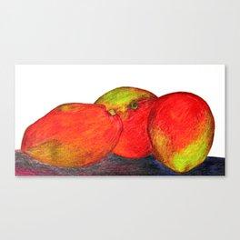 Mangos Canvas Print