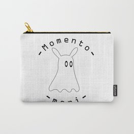 Bunny Ghost: Momento Mori Carry-All Pouch