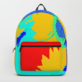 Fun Sunflower #decor #society6 Backpack