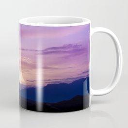 SW Mountain Sunrise - 7 Coffee Mug