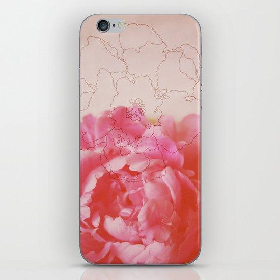 pink milk iPhone & iPod Skin