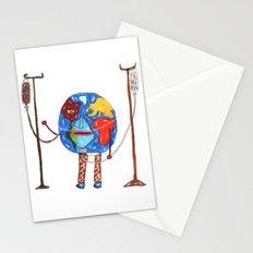 Mundinho - Sick Stationery Cards