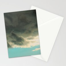 can you tell blue skies from pain? Stationery Cards