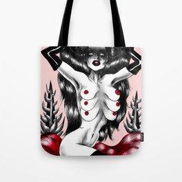 Mother Ocean Tote Bag
