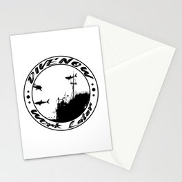 Funny Saying For Diving Instructors Stationery Cards