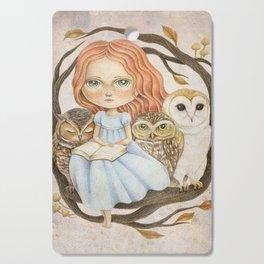 Autumn Tales Cutting Board