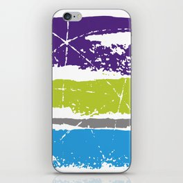 serge-pichii-unsafe-sounds-0001 iPhone Skin