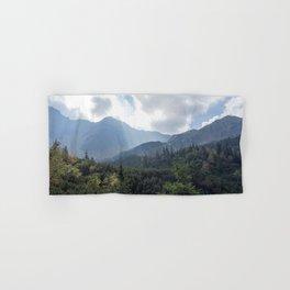 Hikers Paradise Hand & Bath Towel