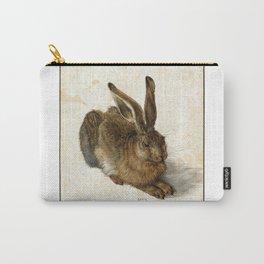 Albrecht Durer - Hare Carry-All Pouch