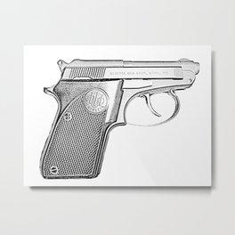 Beretta Metal Print