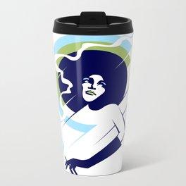 Retropolitan (cool) Metal Travel Mug