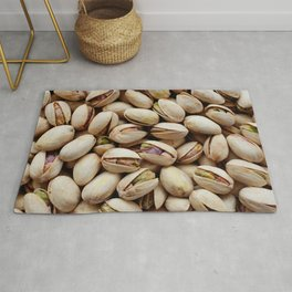 Roasted pistachio nuts Rug